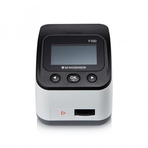 Анализатор флуоресцентного иммуноанализа STANDARD F100