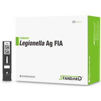 Экспресс-тест STANDARD F Legionella Ag FIA