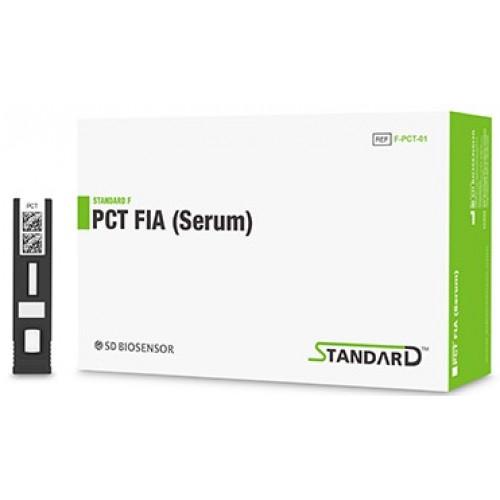 Экспресс-тест STANDARD F PCT FIA (Serum)
