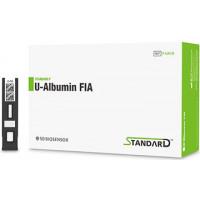Экспресс-тест STANDARD F U-Albumin FIA