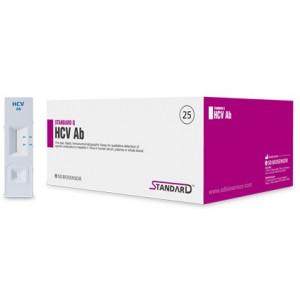 Экспресс-тест STANDARD Q HCV Ab