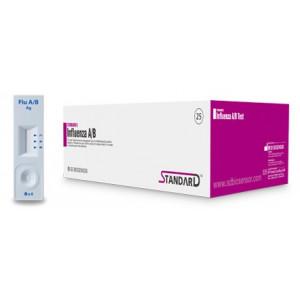 Экспресс-тест STANDARD Q Influenza A/B