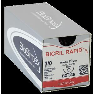 Хирургический шовный материал BICRIL RAPID