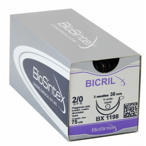 Хирургический шовный материал BICRIL