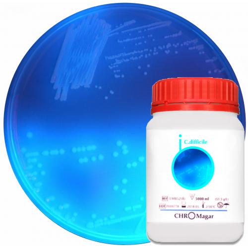 Хромогенная среда CHROMagar C.difficile