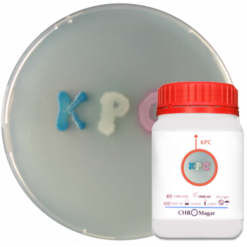 Хромогенная среда CHROMagar KPC